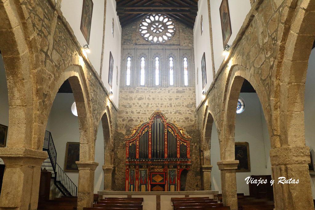 Iglesia de Santiago, Talavera de la Reina