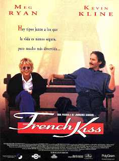 cartel de French Kiss