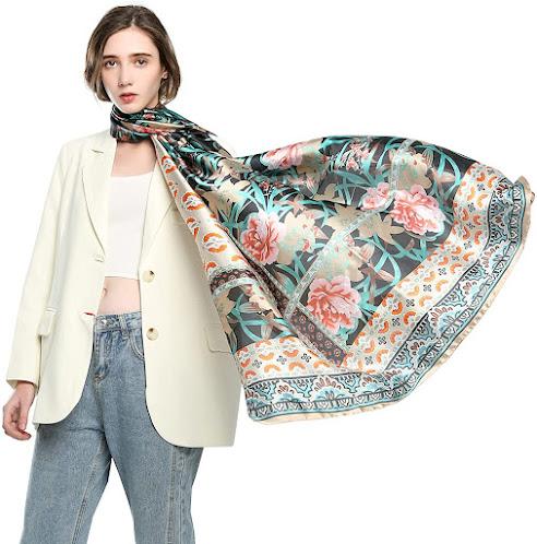 Best Designer Silk Satin Scarves