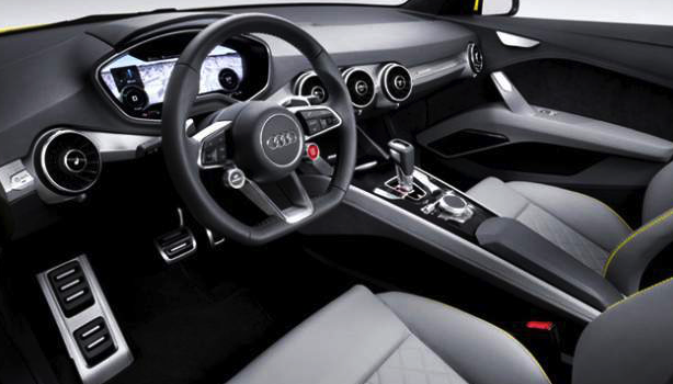 2018 Audi TTQ Review Redesign Release Date Price And Specs