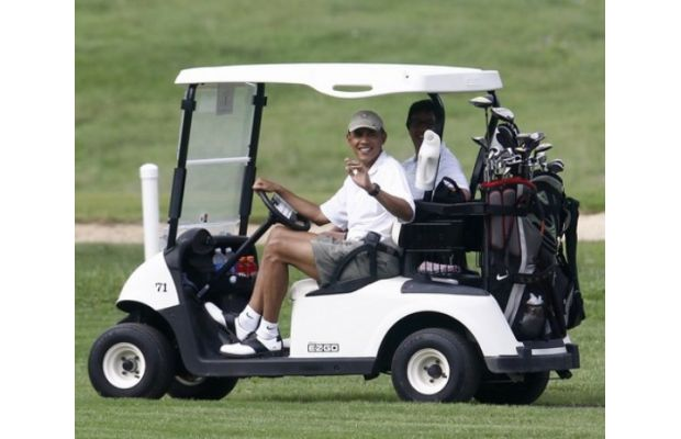 All This Is That: POTUS and golf carts! Jackie Gleason Golf Cart Html on president s golf cart, ike and churchill on golf cart, wayne newton golf cart, elvis presley golf cart, michael jackson golf cart, 1980 golf cart, mark wahlberg golf cart, cushman golf cart, rolled golf cart, turbo golf cart, bob hope golf cart, pga riding a cart, elmco golf cart, adam sandler golf cart, betty white golf cart, cedric the entertainer golf cart,