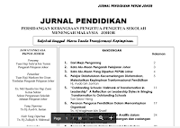 Jurnal Pendidikan Malaysia – Peranan Pengurus Pendidikan Dalam  Memantapkan Organisasi PDF Download