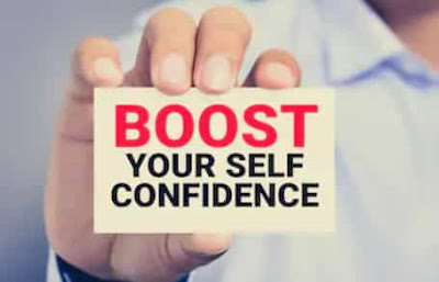 9 things to boost your confidence easily