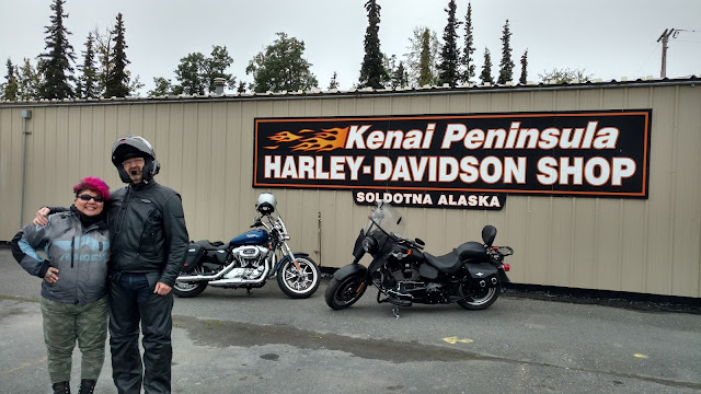 Alaska-Harley-Davidson