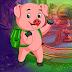 Mini Escape Game Naughty Pig