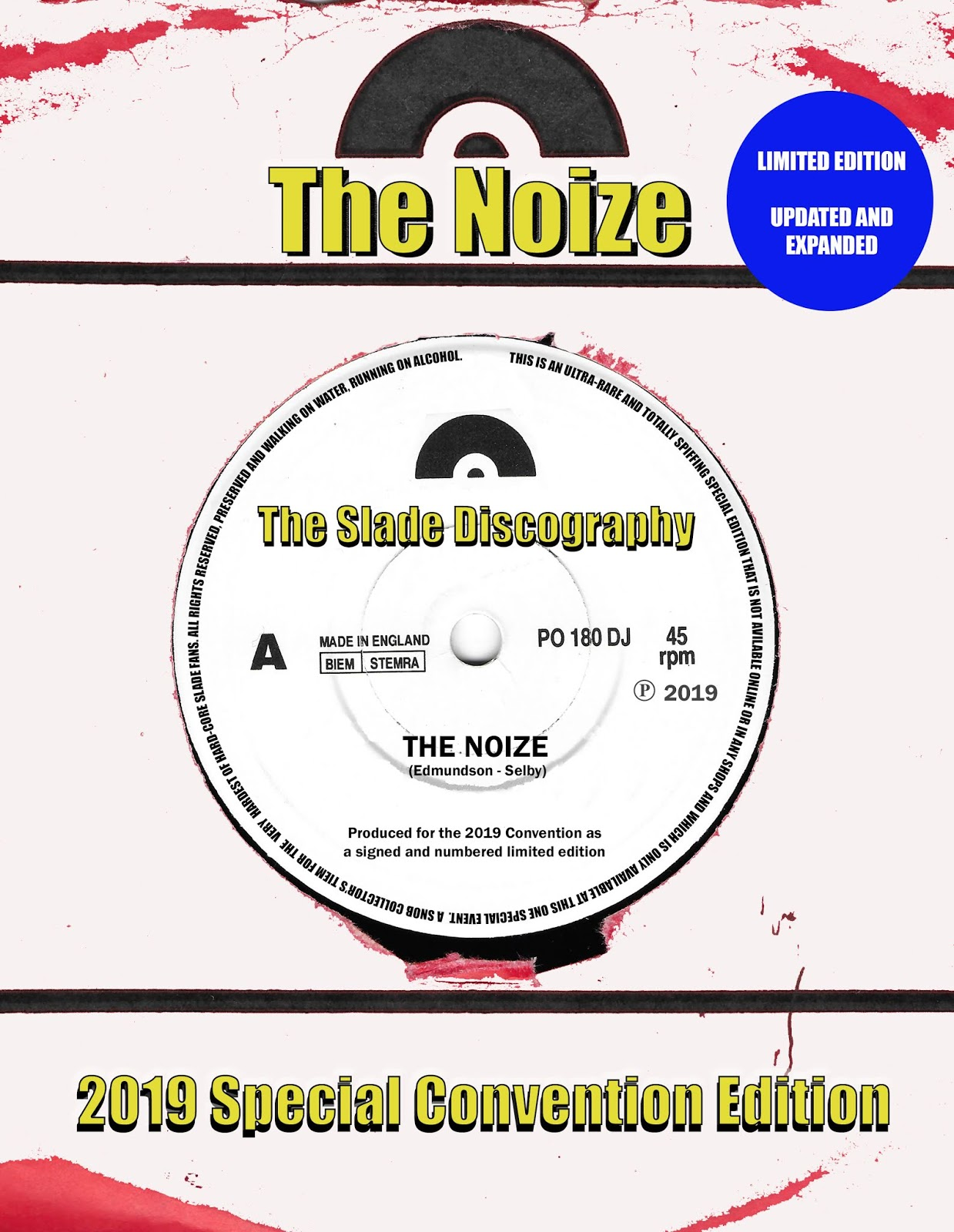 THE NOIZE 2019 Convention edition.