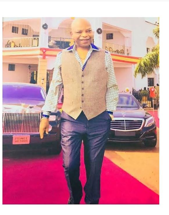 JUST IN: Anambra Billionaire, Arthur Eze reveal how an Igbo man will become President of Nigeria