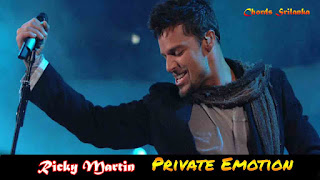 Ricky Martin song chords,Private Emotion song chords,Ricky Martin songs,Private Emotion guitar chords.