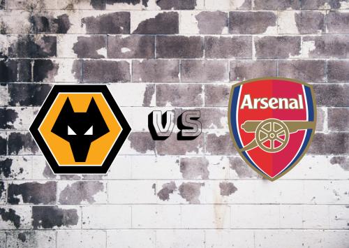 Wolverhampton Wanderers vs Arsenal  Resumen y Partido Completo