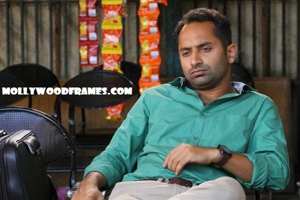 Fahadh Faasil's look in the movie 'Money Rathnam'