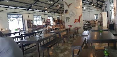 EPIC COFFE - Tempat Nongkrong Berkelas Yang Berada di Yogyakarta