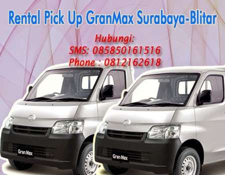 Rental Pick Up Grandmax Surabaya-Blitar