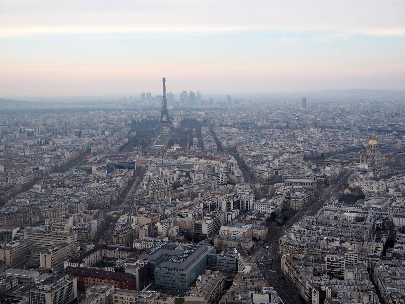 paříž tipy co vidět