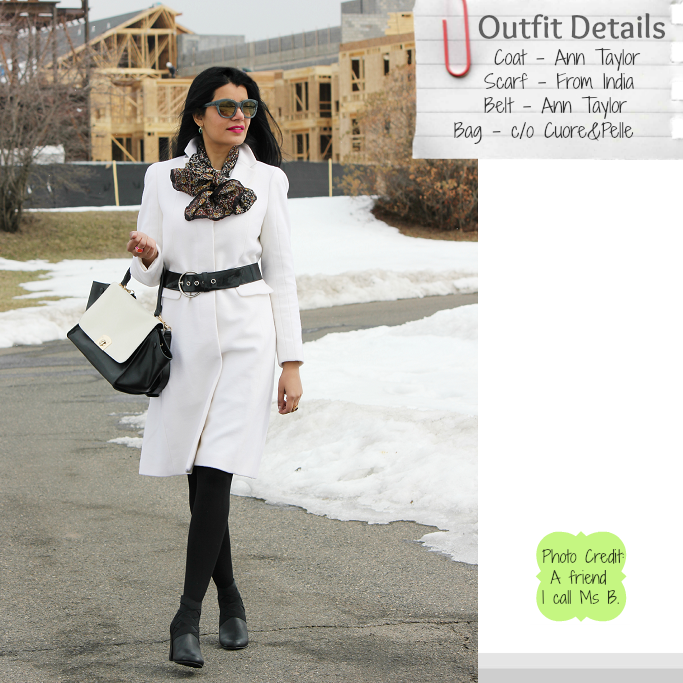 b48839f46e Style-Delights: Style Inspiration : Kate Middleton & A Winter White Coat