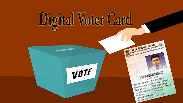 Digital Voter Card