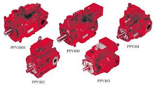 Hydac PPV Series Axial Piston Pump