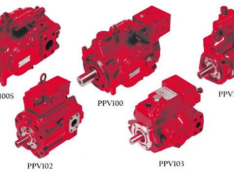 Hydac hydraulic Axial Piston Pump PPV Series