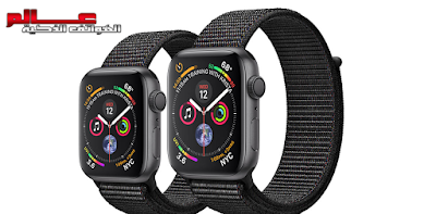 آبل وتش Apple Watch Series 4 Aluminum