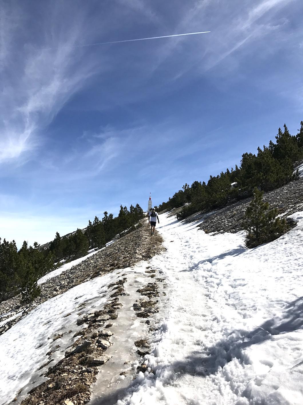 Ascension Mont Ventoux