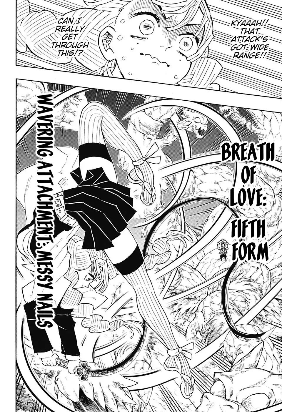 Demon Slayer Kimetsu No Yaiba Manga Ot Set Your Heart Ablaze Ot Resetera Mitsuri kanroji taking it (i.redd.it). demon slayer kimetsu no yaiba manga