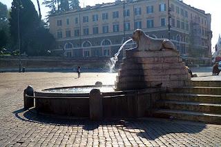 piazza popolo - Villa Borghese com guia em português