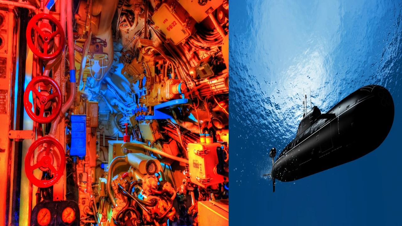 من اخترع الغواصة، أجزاء الغواصة، كيف تعمل الغواصة، سرعة الغواصة، كيف تغوص الغواصة، مكونات الغواصة، شكل الغواصة، أسماء أجزاء الغواصة