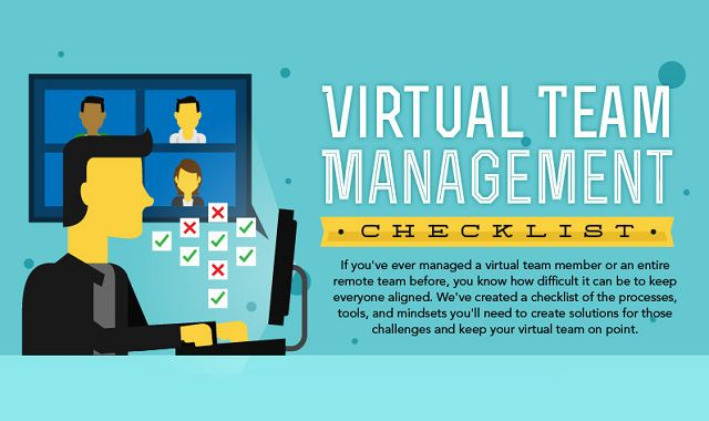 IT Management: Virtual team leadership