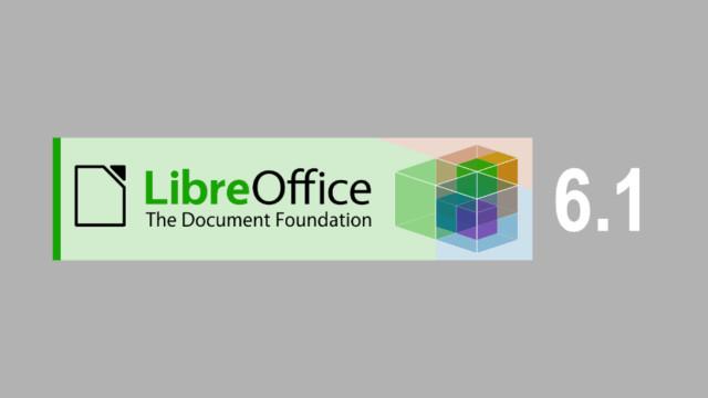 تحميل الإصدار الجديد من برنامج الاوفيس LibreOffice 6.1 للويندوز