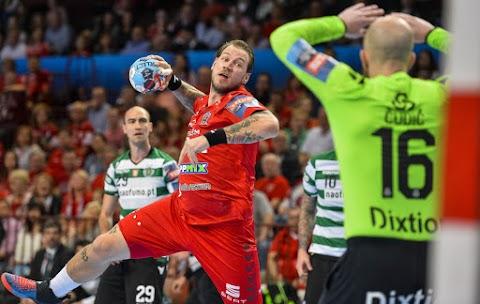 Férfi kézilabda BL - A Flensburg lesz a Veszprém ellenfele a negyeddöntőben
