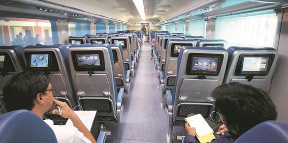 Tejas-Train-India