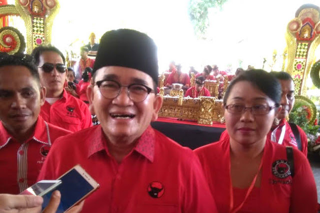 Ternyata Ruhut Sitompul Diminta Bujuk Moeldoko Jadi Ketua Umum Demokrat