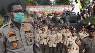 300 Siswa Setukpa di Sukabumi dinyatakan positif Covid-19 setelah melakukan Rapid Test