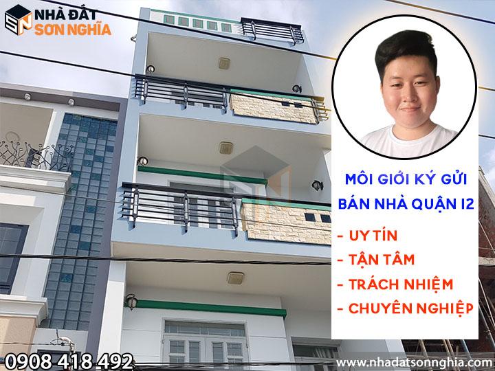Nhà đất Sơn Nghĩa bán quận 12 uy tín chuyên nghiệp