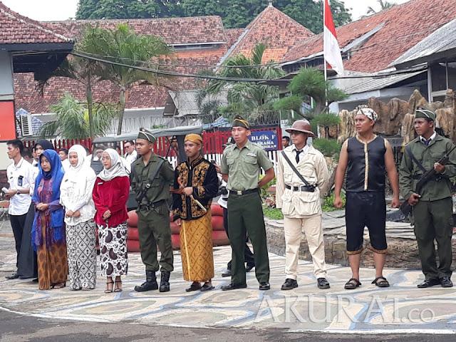 Warga Binaan di Seluruh Indonesia Pakai Kostum Pejuang Sambut Hari Pahlawan