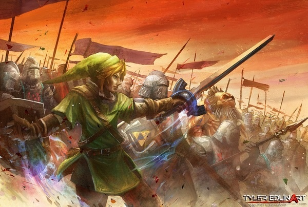Amazing Zelda Art