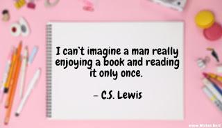 cs lewis quote reading