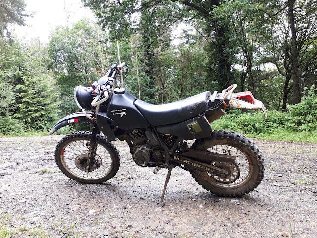Kawasaki KLR250