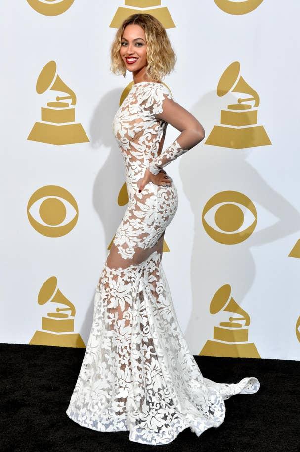 Beyoncé (2014).