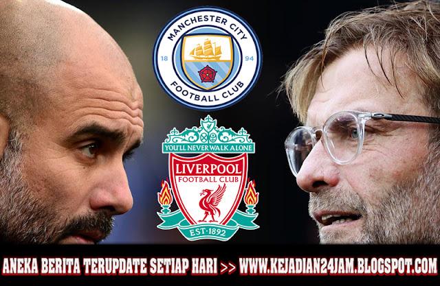 Ini Klasemen Sementara Liga Inggris : Manchester City Tempel Liverpool