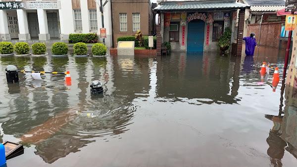 汛期首波梅雨滯留鋒面 經濟部應變小組戒備開設二級