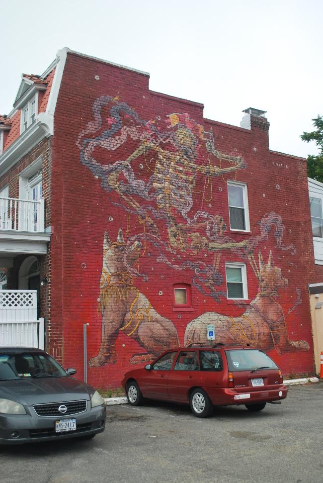 RVA Street Art: Richmond Mural Project 2014 | Yeti Crafts