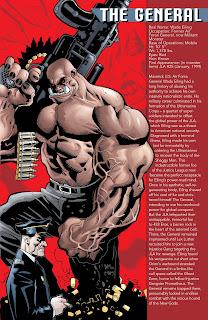 General Ficha DC Comics