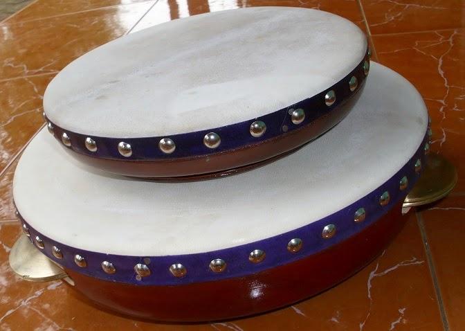 Pengertian Rebana Alat Musik Tradisional Asal Timur Tengah