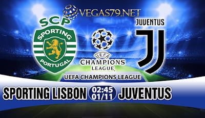 Nhận định, soi kèo nhà cái Sporting Lisbon vs Juventus