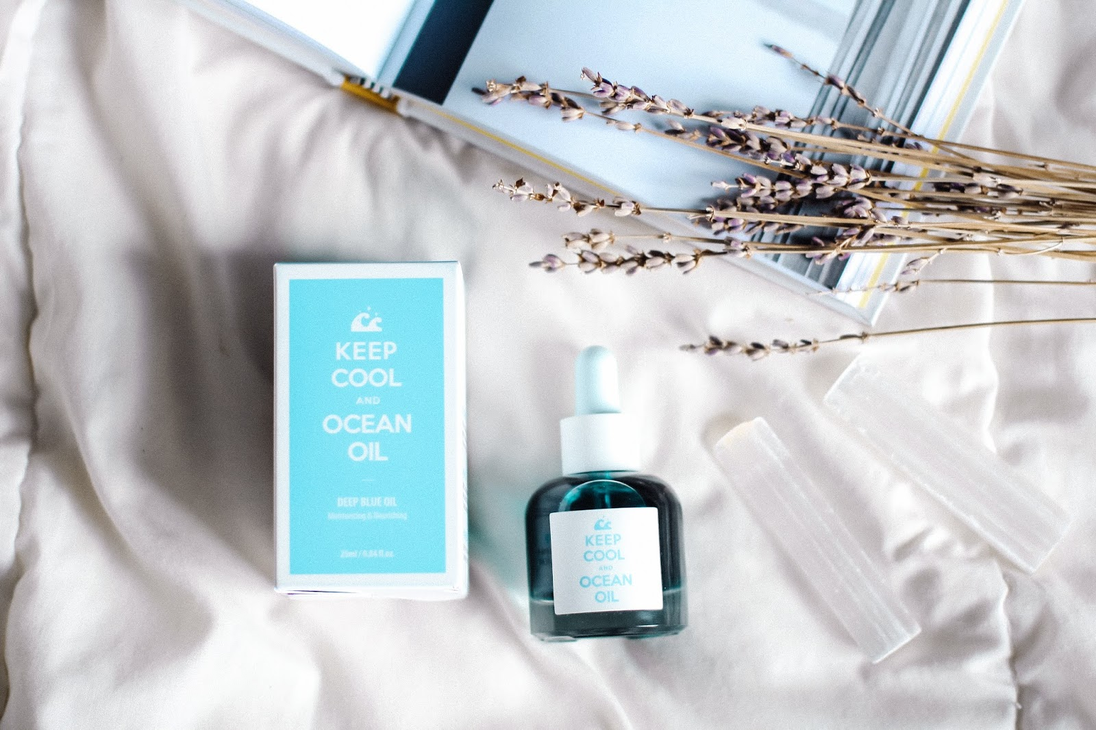 keep cool ocean deep blue oil review