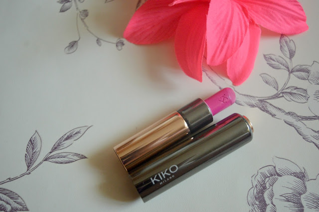 Kiko Gossamer Emotion Creamy Lipsticks
