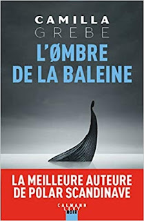 Vie quotidienne de FLaure : L'ombre de la baleine - Camilla GREBE