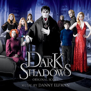 Chanson Dark Shadows - Musique Dark Shadows - Bande originale Dark Shadows