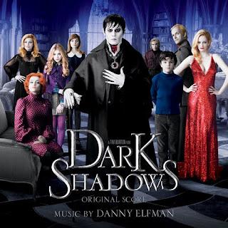 Dark Shadows Sång - Dark Shadows Musik - Dark Shadows Soundtrack