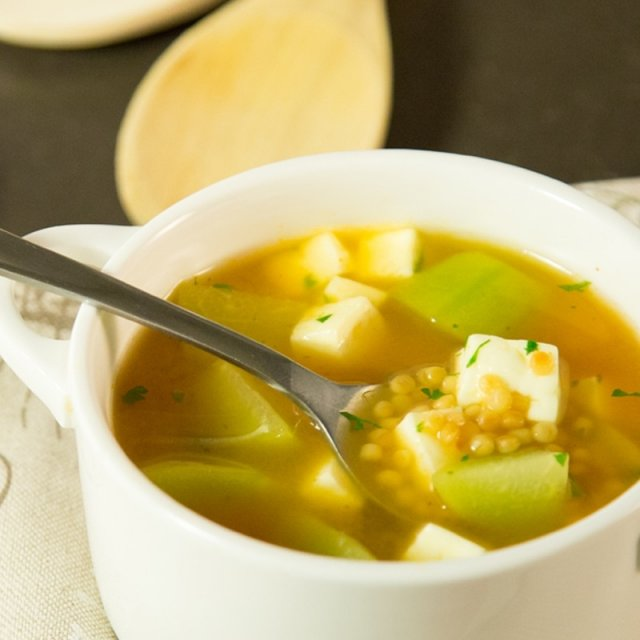 Sopa con Fideos Munición